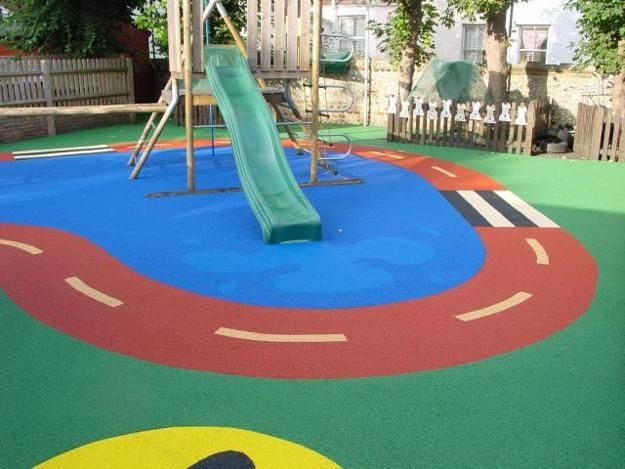 play area safety