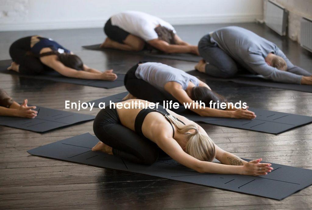 yoga accessory