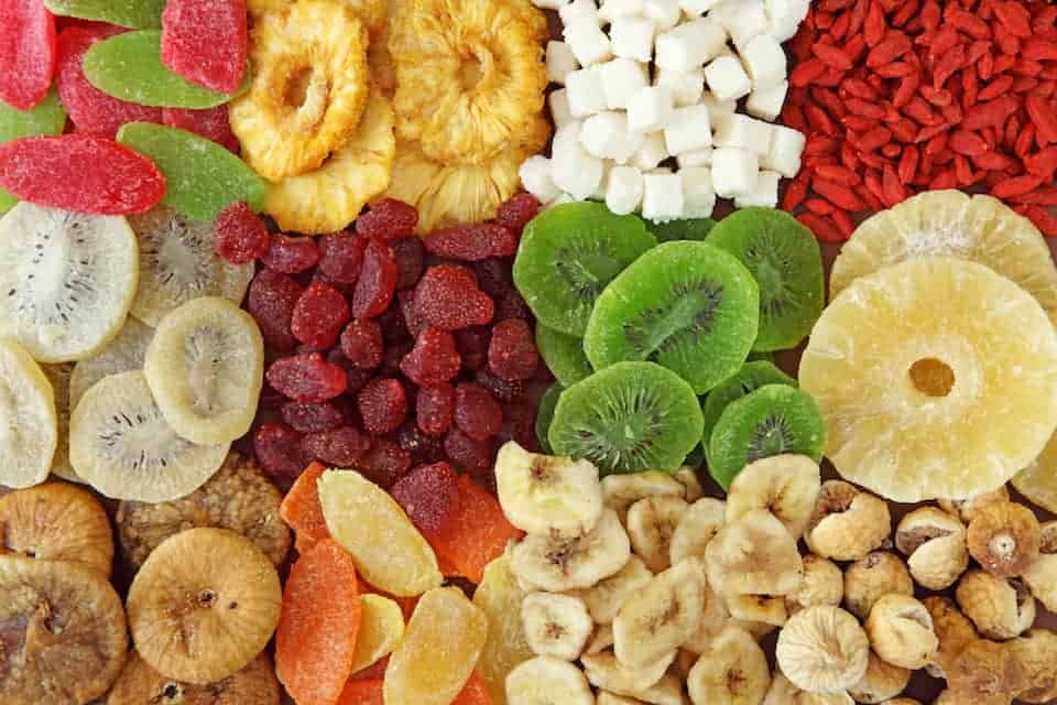 Bulk Dried Fruits
